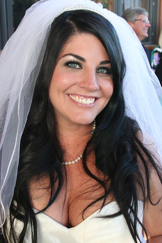 The ever gorgeous bride