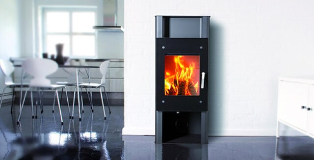 Rias Topa wood burning stove