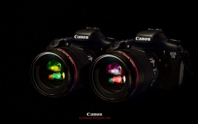 Canon EOS 7D self-made wallpaper (3) (Twin ver.) (1920x120… | Flickr - Photo Sharing!