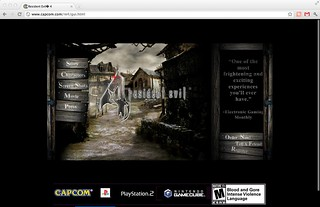 Resident Evil 4 screen shots