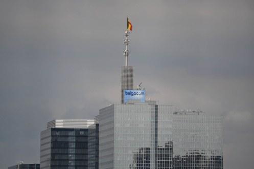 Belgacom torens Brussel