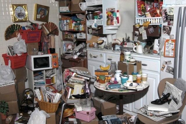 The Kitchen, 2011, Carrie M. Becker