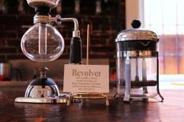 Revolver in Gastown