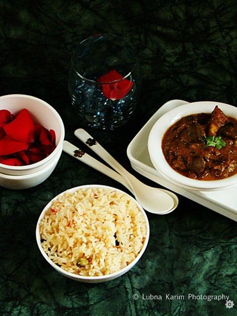 Jeera-Tomato Rice