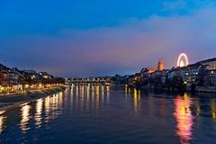 Rhine in Basel II