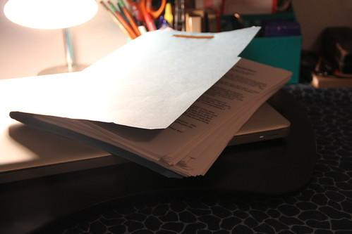 On writing: Workshop