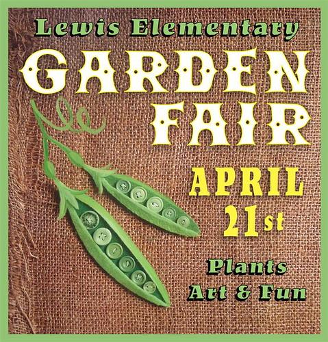 Garden Fair Graphic