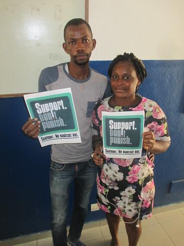 Abidjan activists (3)