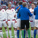 Socceraid 2012 for UNICEF at Old Trafford, Manchester,England 27-05-2012
