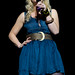 Helen Skelton hosts The Girl Guides Big Gig, Birmingham, England, 31.03.12