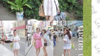 [穿搭] 在日本與韓國相遇。最愛休閒氣質