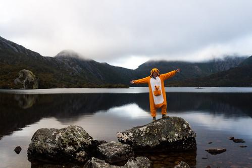 Dove Lake, Tasmania