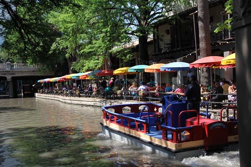San Antonio Visit