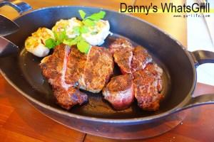 台北食記|Danny's WhatsGrill;價位較親人,牛排教父的入門餐廳 – 牛排教父 / DWG / 鄧有癸 / 內湖