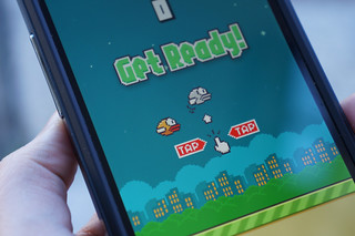 Flappy Bird su Smartphone
