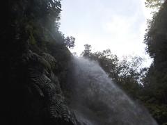 Cascade à Caldeirao Verde