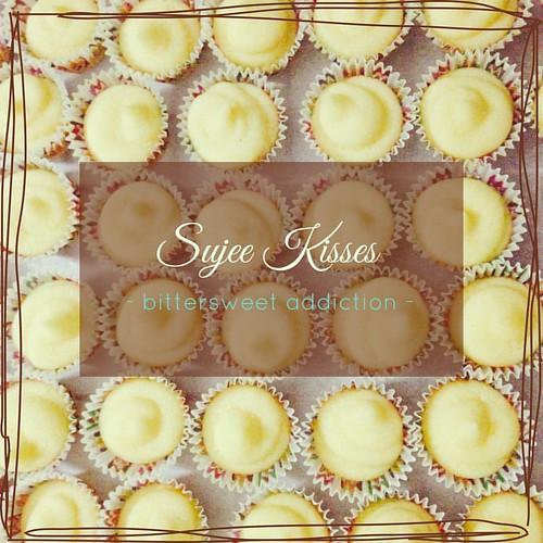 All time favorite! #sujee #kisses #biskutarab #suji #biskutraya #biskutraya2016 #biskutrayasedap #raya2016 #eid #eid2016 #happyfasting #selamatberpuasa #homemade #homemadecookies #fineingredients #kotabharu #kelantan #bittersweetaddiction