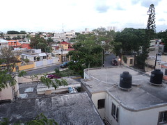 Rooftop View from Hostel Kankun