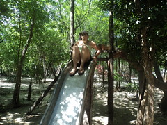 Parque Urbano Kabah 5