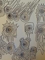 Digging through pile of #doodles, hmmm...