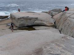 Peggys Cove- Rocks