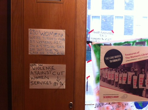 Save the Women's Library