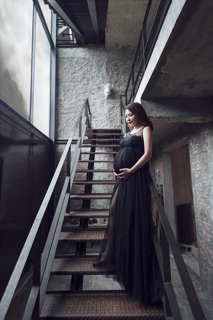 孕婦,孕婦寫真,台北,個人寫真,婚攝雲憲, 香香彩妝, 婚攝推薦