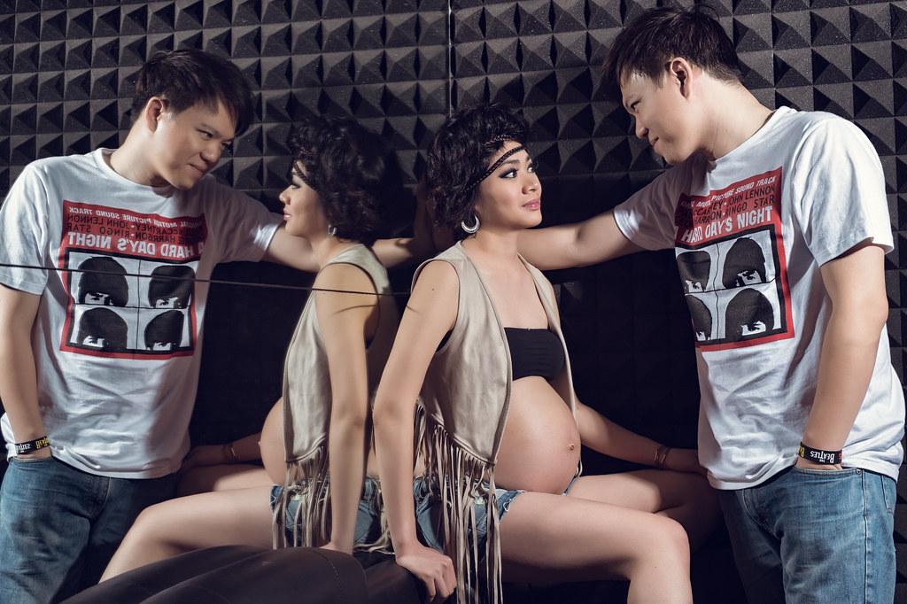 孕婦,孕婦寫真,台北,個人寫真,婚攝雲憲, Janet Studio, 婚攝推薦