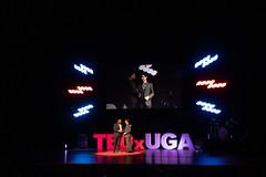 Alton Standifer and Evan White @ TEDxUGA 2019: Amplify
