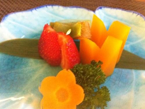 Yokan dessert - Shiro