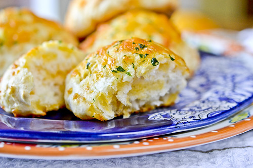 Garlic Cheese Biscuits 3