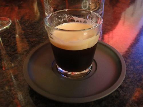 Nespresso espresso