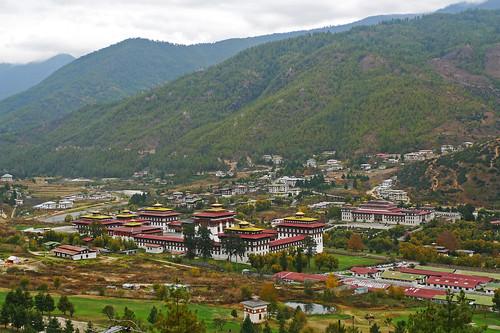 Trashi Chhoe Dzong