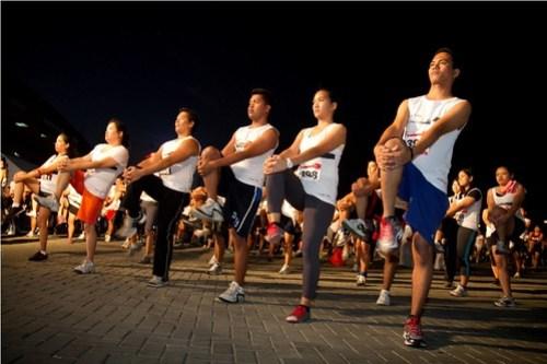 HSBC Fun Run 2011