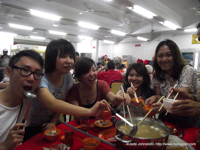 Photo of Steamboat in Malaysia