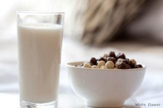Milk + Cornflakes