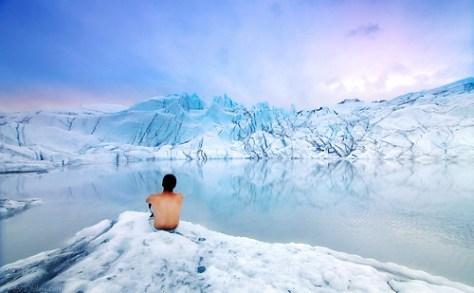 Mouth of the Matanuska Glacier - Alaska