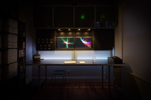 Desk (Night)