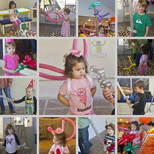 Balloon Arts and Crafts