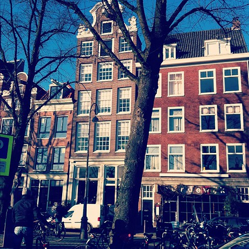Amsterdam + Highlights From My Next Book