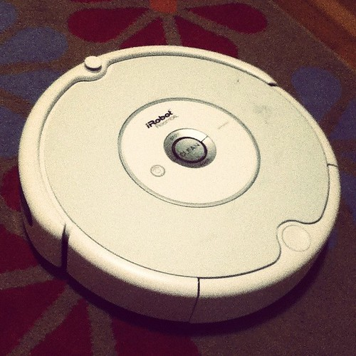 6466207743 c37fd7a296 Top Robot Vacuum Cleaners Of 2013