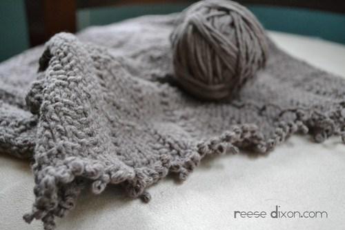 Failed Knitting