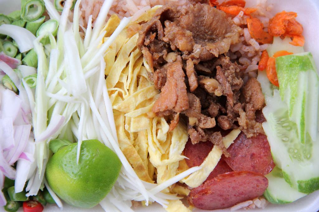 Thai Shrimp Rice