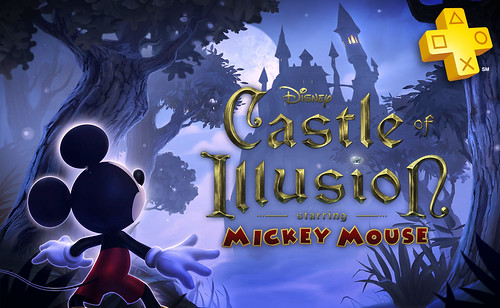 Plus - Castle of Illusion