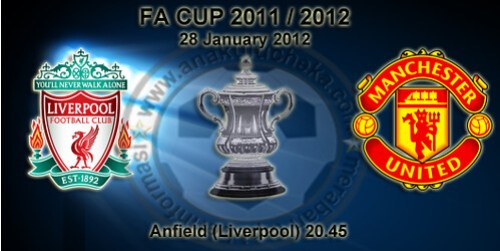 6775136147 8c3cdb6891 Liverpool vs Manchester United | FA CUP 2011 / 2012 | Live Streaming and Results