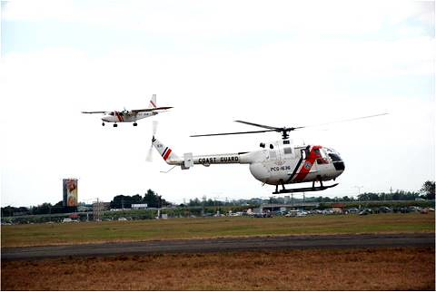 Philippine Coastguard Display