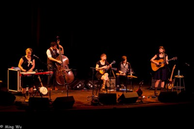 Good Lovelies @ Shenkman Arts Centre