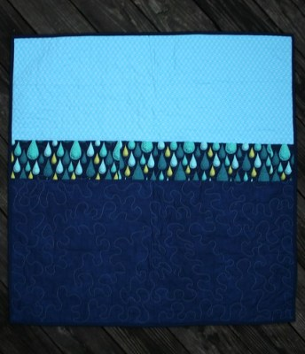 Prince Charming Quilt Back