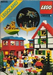 Lego Idea Book 6000