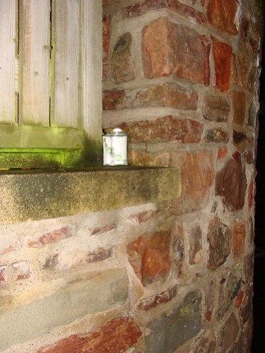 Jar No 350 in situ